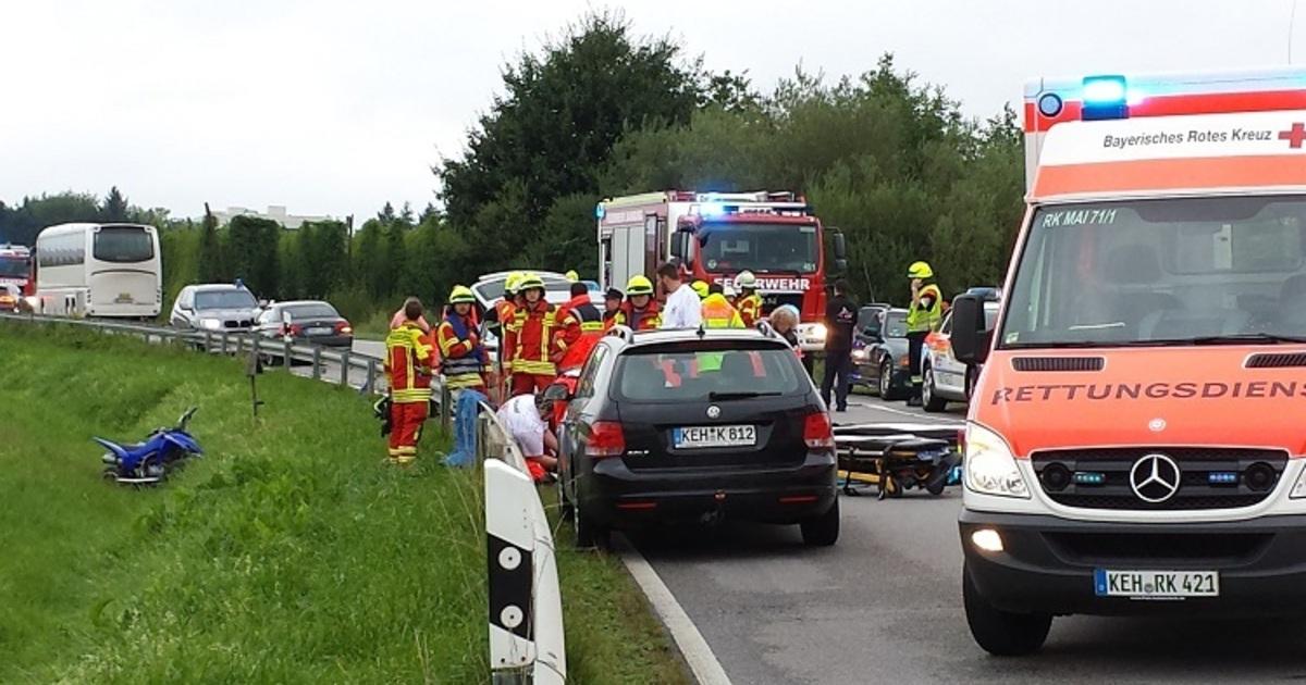 Unfall B301 Heute