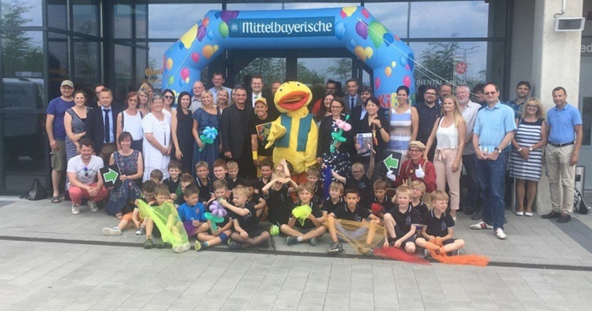 Kinderbürgerfest Regensburg