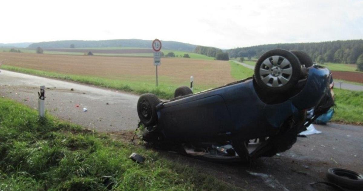 Unfall Amberg Sulzbach Heute