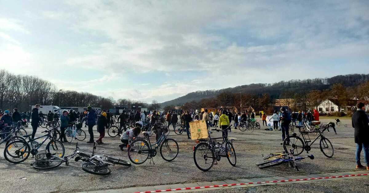 Demo Regensburg Heute
