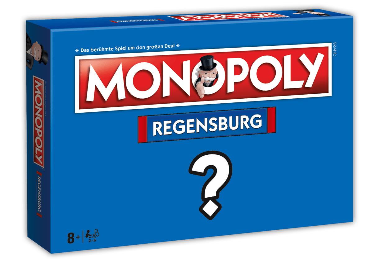 © Monopoly Regensburg / Winning Moves Deutschland GmbH