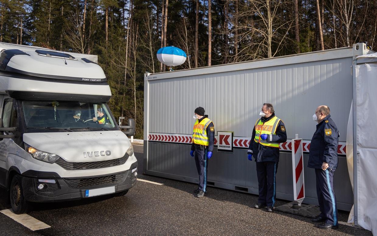 © Grenzpolizei Waldsassen