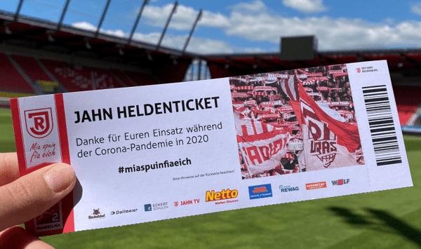 © Amann / SSV Jahn Regensburg