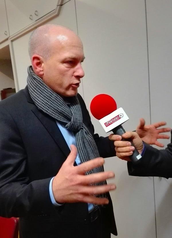 © OB Wolbergs im Charivari Interview