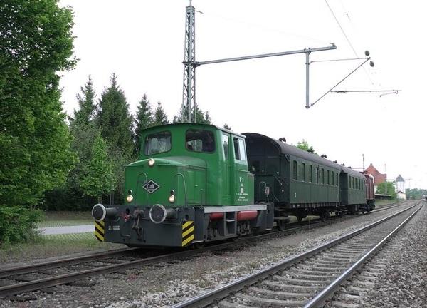 © Lokalbahn Schierling – Langquaid