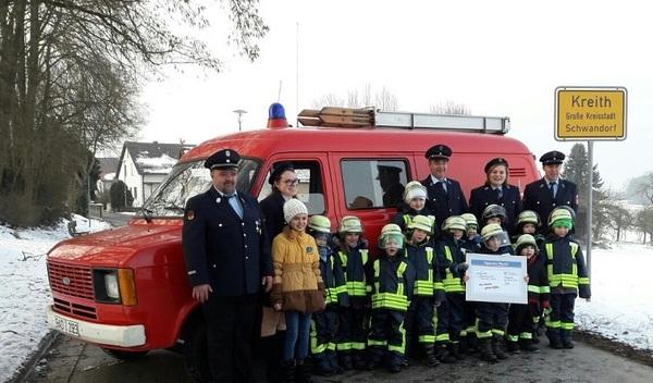 © Feuerwehr Kreith
