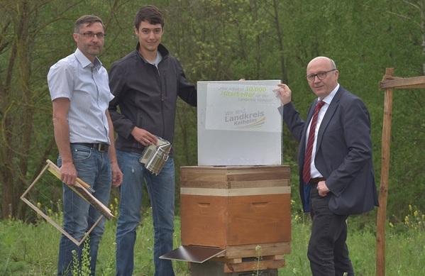 © Landratsamt Kelheim, rechts Landrat Martin Neumeyer