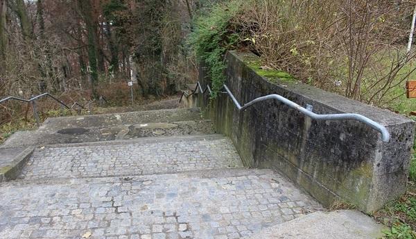 © Polzeipräsidium Oberpfalz, In diesem Bereich ereignete sich der Überfall