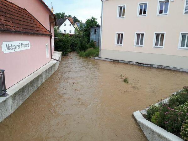 © charivari/Michael Hegele Bild zeigt Siegbach in Siegenburg im Landkreis Kelheim