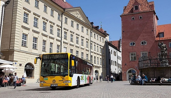 © Regensburger Verkehrsverbund
