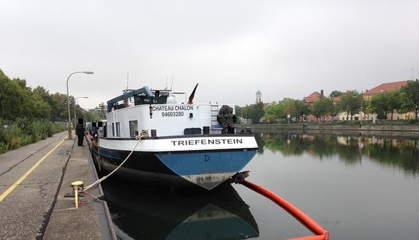 © Wasserstraßen- und Schifffahrtsamt Regensburg