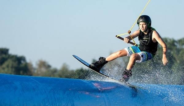 © Steffen Wild, Wakeboardanlage Wild Wake& Ski