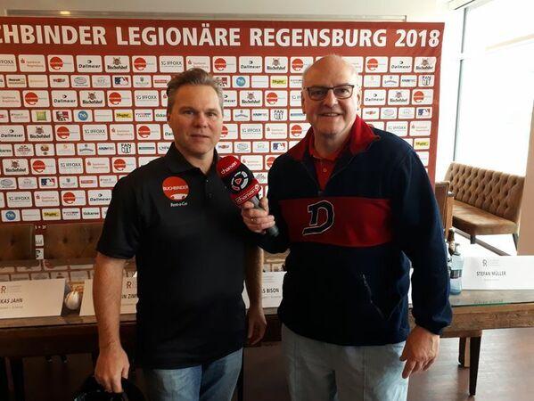 © Tomas Bison im Interview mit charivari-Sportchef Armin Wolf