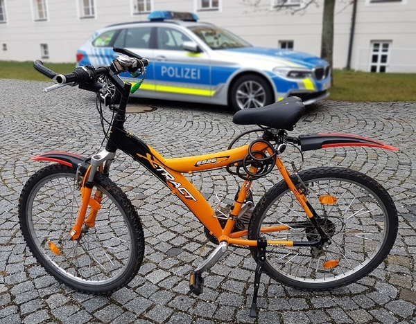 © Das Fahrrad des Diebes/Polizei SuRo