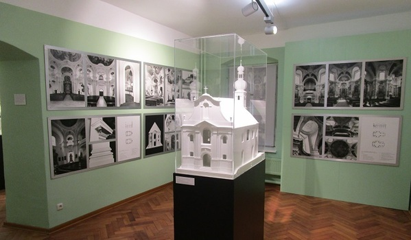 © Michael Hitzek; Auch der berühmteste Sohn der Stadt, Johann-Michael Fischer steht bei der Museumsrallye im Fokus