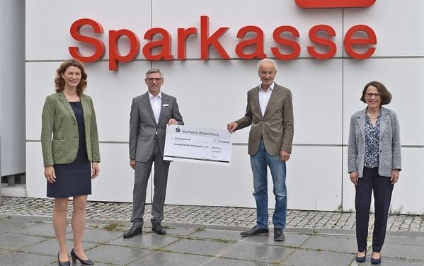 © Sparkasse Regensburg/Carolin Winkelmeier
