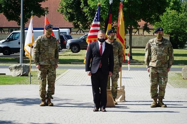 © US-Armee Garnison Bavaria