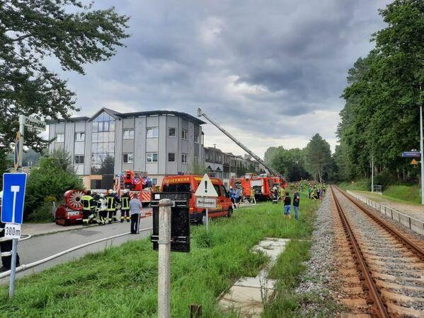 © Feuerwehrführung Landkreis Cham