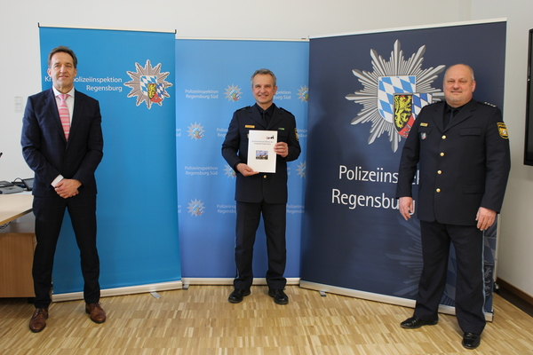 © Polizei Regensburg