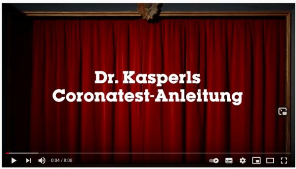 © Screenshot Augsburger Puppenkiste YouTube