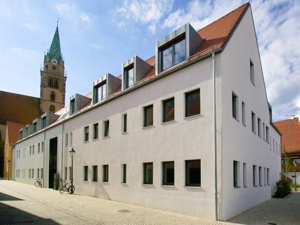 © Herbert Meier/Bürgerhaus Neumarkt